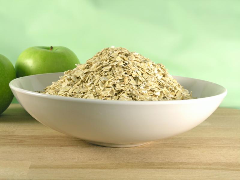 ăn sáng với yến mạch giúp giảm cân