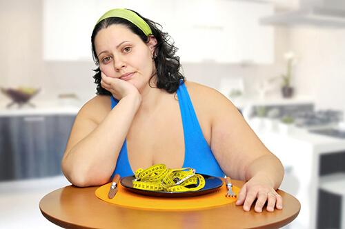 Hậu quả, bệnh tật do mập, thừa cân, béo phì gây ra